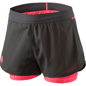 Dynafit Alpine Pro 2in1 Shorts Women asphalt